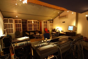 Excess studio 2 met diffuserwand