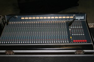 Soundcraft 500 live-tafel